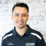 Ben Schrader - Physiotherapist